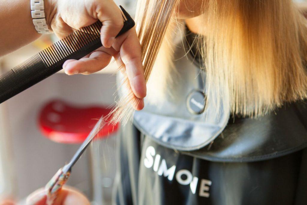 Coupe et coiffure