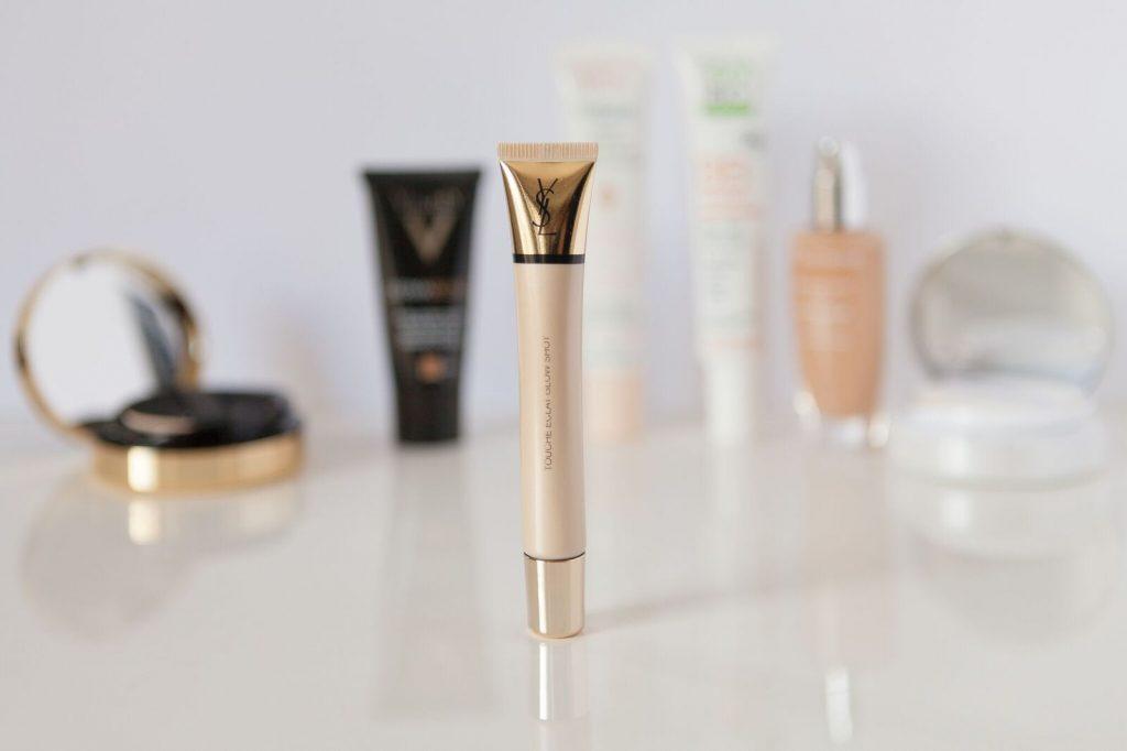 Teint au Banc d'essai : la Touche Eclat Glow Yves Saint Laurent Beauté