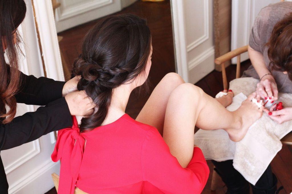 esthéticienne à Paris - soins de beauté à domicile - SIMONE